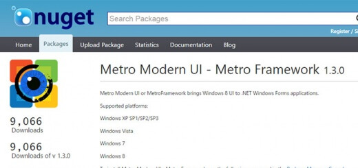 download-nuget-packages