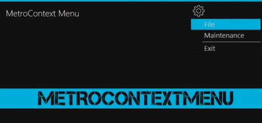 metrocontextmenu-as-dropdown-menu