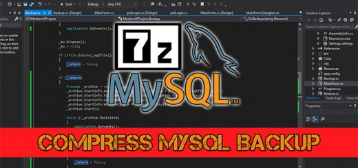 compress-mysql-backup