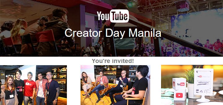 YouTube Creator Day
