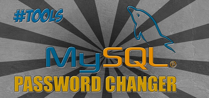 Download MySQL Password Changer Tools