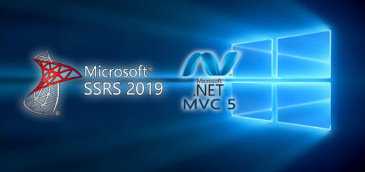 SSRS 2019 Report in ASP Net MVC 5